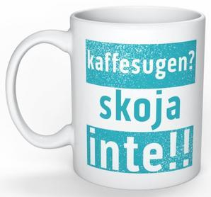 Design Penselfolket: Kaffesugen?